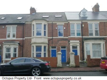 Rothbury Terrace Heaton Newcastle upon Tyne Tyne and Wear NE6 5XJ